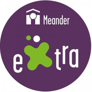 Logo Meander Extra